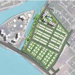 Bán Nhà phố khu compound ven sông, 180m2 giá nét 19.5 tỷ. Gọi xem đất 0906856815