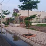 Đất ngay trung tâm thị trấn Cần Đước mặt tiền Quốc Lộ 50. DT 120m2 sổ hồng riêng.