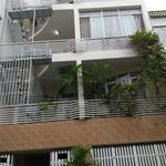 Bán nhà 1 trệt 3 lầu, SHR, hẻm 2 xe hơi vào lọt, hẻm thông, gần Cầu Nguyễn Văn Cừ