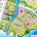 Cần bán gấp nền 200m2 giá 2.5 tỷ  khu 4 dự án khu đô thị Long Hưng, hướng Đông Nam