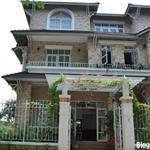 Bán nhanh biệt thự phố tuyệt đẹp đường Nguyễn Văn Trỗi Phú Nhuận, 26 x 26m Giá chỉ 100 triệu/m2
