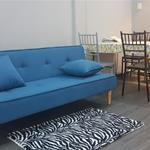 Cho thuê căn hộ có nội thất 50m2 1pn tại Trần Quốc Toản Q3 LH Mr Trình 0936211404