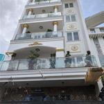 Bán nhà mặt tiền khu Bàu Cát, Phường 14 Tân Bình, 6x20m, 5 lầu thang máy, 21 tỷ