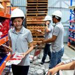 Chuỗi Kho Lớn Nhỏ Tại Hồ Chí Minh Có Ô Kệ Để Hàng Sỉ Lẻ TMĐT TPCN Drop Shipping Warehouse Service