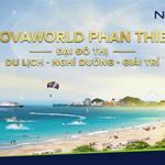 Mở bán nhà phố 6x20m, biệt thự trong tổ hợp đại đô thị nghỉ dưỡng giải trí NovaWorld