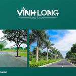 Đất nền sổ đỏ P5, TP Vĩnh Long, mặt tiền đường lớn 30m , mạt tiền quốc lộ 57