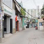 Nhà hẻm xe hơi 662 Sư Vạn Hạnh đối diện Van Hanh Mall, DT: 4 x 14m hầm 3 lầu, giá 13 tỷ