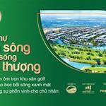 Bán đất biệt thự sân Golf 240m2, view sông thoáng mát, thành phố Biên Hòa.LH 0906856815