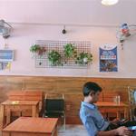 Cần sang lại Quán Cafe mặt tiền Đường Trần Hưng Đạo P5 Q5 LH Ms Thương 0522949499