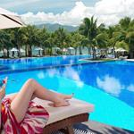 Mở bán Thiên đường  Biệt thự biển bãi dài sân bay cam ranh sân golf 36 lỗ  LH:0909686046