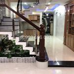 Bán nhà phường 14 Gò Vấp Giá 8.2 tỷ, đường Phạm Văn Chiêu, hẻm xe hơi, nhà mới!