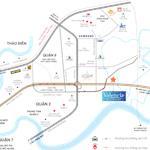 Nhà Phố LIền kề giá tốt nhất – Phú Hữu Quận 9 – Dự Án Valencia – Canh Sông Rạch Chiếc