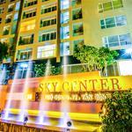 Sky Center Phổ Quang, Q.Tân Bình bán gấp 2PN, DT 75m2, lầu trung, 2,8 tỷ. LH: