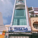 Cho thuê tòa nhà Kinh Doanh Văn Phòng mặt tiền Hồ Bá Kiện P15 Q10 LH Ms Nga 0981302955