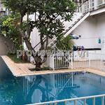 Biệt thự Fideco Thảo Điền 503m2 5PN 2 tầng full nội thất view sông