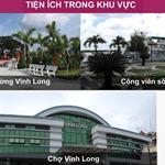 HƯNG THỊNH MỞ BÁN ĐẤT CÓ SỔ ĐỎ TRONG KDC MINH LINH P5. TP VĨNH LONG - ĐỢT 1 GIÁ TỐT 425 TRIỆU