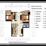 Chính chủ bán căn hộ 85m2 giá 15 tr/m2, cách Time City 1km, đã nhận nhà