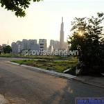 Bán đất mặt tiền đường nội bộ khu Trần Não Q2 1276m2 sổ hồng 105tr/m2