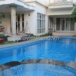 Biệt thự hồ bơi sân vườn rộng tại Thảo Điền 5Pn 2 tầng diện tích 892m2 giá 88 tỷ