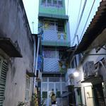 Cho thuê nhà nguyên căn 3 lầu 5pn 6wc hẻm 159 Dạ Nam P3 Q8 Lh Mr Trí 0909393081