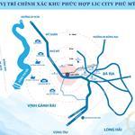 Đất trung tâm Phú Mỹ, mở bán giai đoạn 1, SĐR 8,5tr/m2 - 100m2, cách mặt tiền QL51 SĐR 0932424238