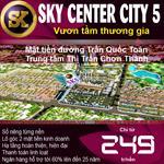 sky 5, đất vàng đầu tư sinh lợi nhuận, tiềm năng phát triển cao