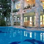 Biệt thự sân vườn hồ bơi siêu đẹp Cư Xá Lữ Gia, góc 3 MT, DT: 16x30m, CN: 423m2, giá: 75 tỷ TL (CT)