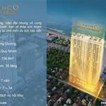 Bán căn  hộ 2PN, view biển đẹp ngay tại thành phố Quy Nhơn, giá rẻ chỉ 39 triệu/m2