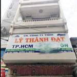 Cho thuê nhà mặt tiền 3 lầu tại đường Tân Thành P12 Q5 LH Ms Lan 0909071098