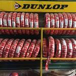 sang lại toàn bộ lốp xe máy chống đinh Dunlop mới,  83 Y Ngông - Tân Thành, Thành Phố Buôn Mê Thuột: