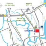Nhận giữ chỗ căn hộ Quận 7, mặt tiền Nguyễn Lương Bằng giá 1.7 tỷ/căn. Liên hệ 0901114055