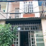 Cho thuê nhà hẻm nguyên căn 1 lầu 2pn tại CMT8 Q3 đối diện chợ Hòa Hưng Ms Ngọc