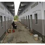 Dãy trọ 8 phòng 150m2 KCN Tân Đức, đang cho thuê, thổ cư, bán gấp 850 triệu