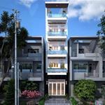 Cho thuê nhà nguyên căn mặt tiền 4 lầu số 86 Lê Tuấn Mậu P13 Q6 LH Chú Thành