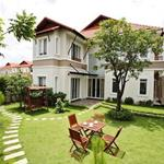 Biệt thự vườn Nguyễn Văn Trỗi, Phú Nhuận, DT: 18x21m, trệt 2 lầu, hồ bơi