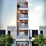 Bán nhà mặt tiền đường Mạc Thị Bưởi - Nguyễn Huệ, Quận 1. DT 4x23m 4 lầu mới