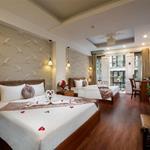Xuất cảnh bán gấp khách sạn mặt tiền đường Lê Thánh Tôn, Quận 1, DT: 4x20m, hầm 8 lầu giá 75 tỷ
