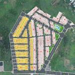 Đất nền KDC Golden City Tân Quy chỉ 650tr/nền/80m2
