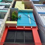 Bán nhà hẻm đường Lạc Long Quân, 4X15m , 3 lầu, HĐ thuê 25 triệu, giá 6.2 tỷ.(GP)