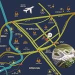 Đất nền Long Thành ngay Sân Bay Quốc Tế có giấy phép phê duyệt 0902448337