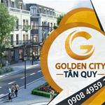 Chỉ với 650tr sở hữu ngay nền đất Golden City Củ Chi, sổ hồng riêng LH: 0908 4959 14