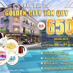 Cần bán  F04 giá tốt tại Golden city gần trung tâm thương mại centre mall