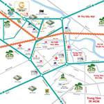 Bán Đất Sổ Hồng Riêng Xây Dựng Tự Do Mặt Tiền Đường 40m - Liền Kề Khu Công Nghiệp