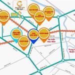 Mở bán dự án mới Golden City ngay ngã tư Tân Quy, LH 0908 4959 14
