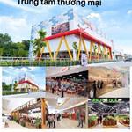 Mở bán Đất Nền Phân Lô – Đối diện TT Mua Sắm CENTER MALL -THỔ CƯ,SHR