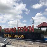 Cần bán Đất nền Dự Án Young Town Đức Hòa- Long An giá 799 Triệu- còn 6 Lô