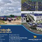 đất nền Huyện Long Thành thổ cư xây dựng tự do cách sân bay 10km