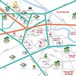 Cần bán lô đất 80m2 Ngay Ngã tư Tân Quy, Tỉnh lộ 8, thổ cư 100%, SHR, XDTD.