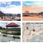 Young Town - Tây Bắc Sài Gòn - Liền kề Vingroup Đức Hòa, 577tr/nền, SHR, 0909.481.694
