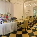Cần Sang Gấp:  Sang Quán Cafe 17/6 Nguyễn Thái Học, Phường Cầu Ông Lãnh, quận 1: